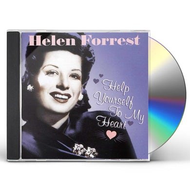 Helen Forrest HELP YOURSELF TO MY HEART CD