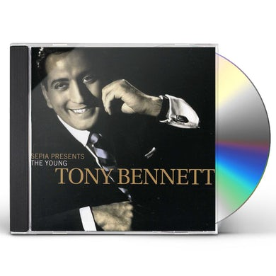YOUNG TONY BENNETT CD