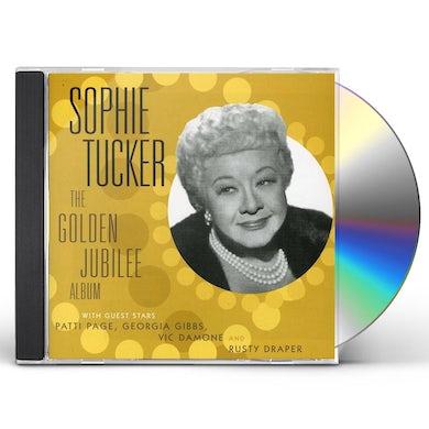 Sophie Tucker GOLDEN JUBILEE ALBUM CD