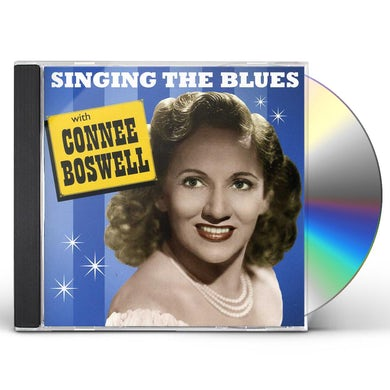 SINGING THE BLUES WITH CONNEE BOSWELL CD