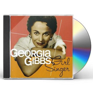 Georgia Gibbs GIRL SINGER CD