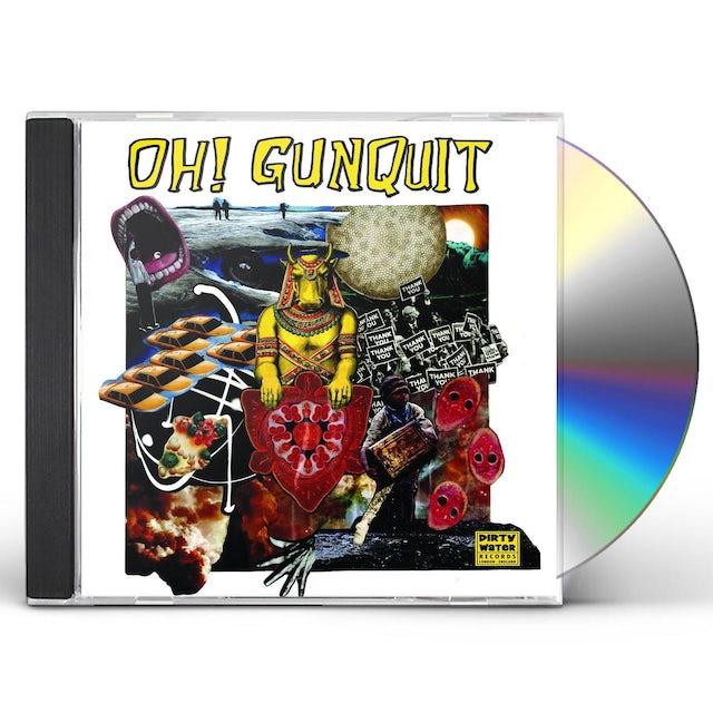 OH GUNQUIT EAT YUPPIES & DANCE CD