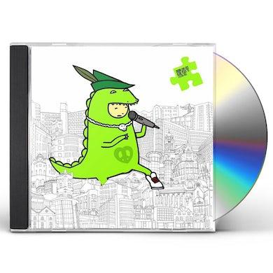 SCOR-ZAY-ZEE AEON: PEACE TO THE PUZZLE CD