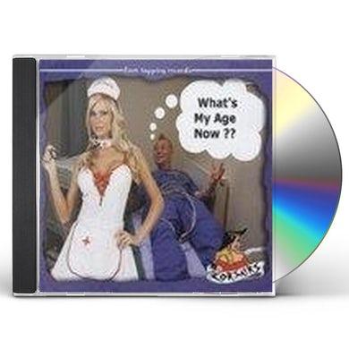 Corsairs WHAT'S MY AGE NOW CD