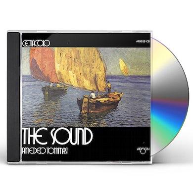 Amedeo Tommasi SOUND CD