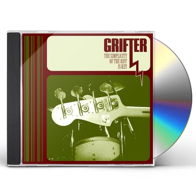 SIMPLICITY OF THE RIFF IS CD