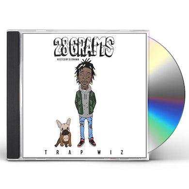 Wiz Khalifa 28 GRAMS CD