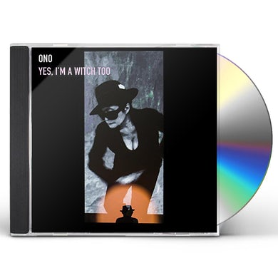 Yoko Ono YES I'M A WITCH TOO CD