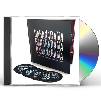 Bananarama LIVE AT THE LONDON EVENTIM HAMMERSMITH APOLLO CD