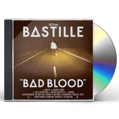 Bastille BAD BLOOD CD