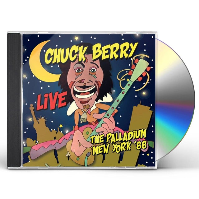 Chuck Berry LIVE PALLADIUM NEW YORK 88 CD