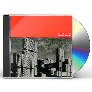 David Shea TOWER OF MIRRORS CD