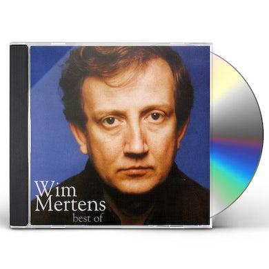 Wim Mertens BEST OF CD