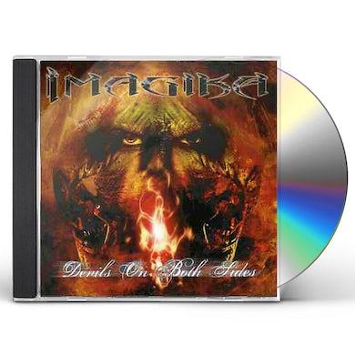 Imagika DEVILS ON BOTH SIDES CD