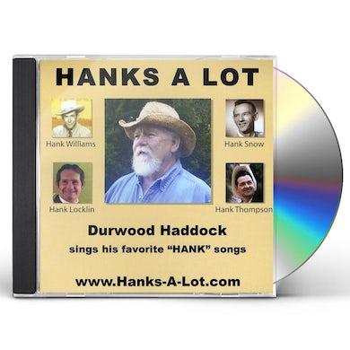 HANKS A LOT CD