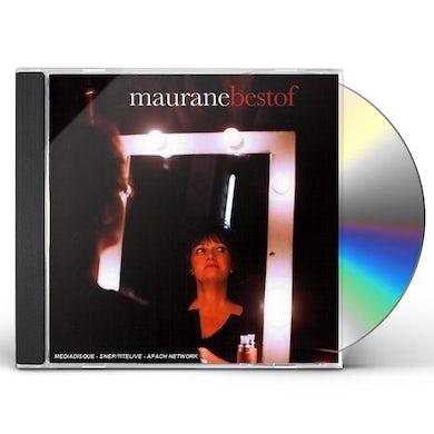 Maurane BEST OF CD