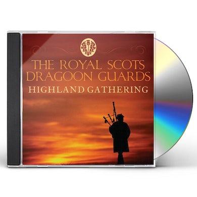 Royal Scots Dragoon Guards HIGHLAND GATHERING CD