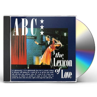 Abc LEXICON OF LOVE-DELUXE CD