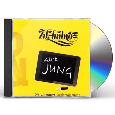 Wolfgang Ambros ALT & JUNG CD