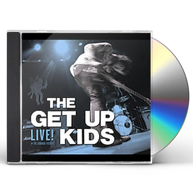 The Get Up Kids LIVE @ THE GRANADA THEATER CD