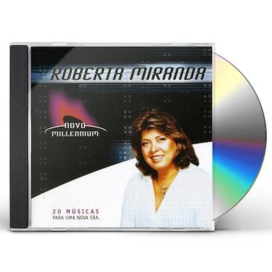 Roberta Miranda NOVO MILLENIUM CD
