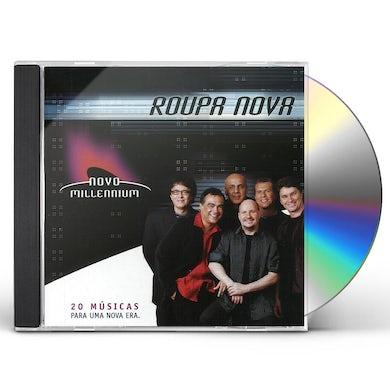 Roupa Nova NOVO MILLENIUM CD