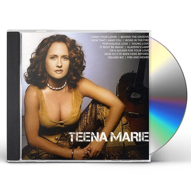 Teena Marie ICON CD