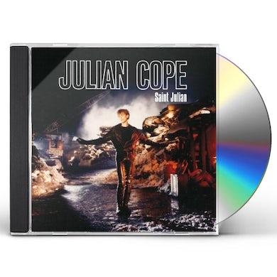 Julian Cope SAINT JULIAN CD