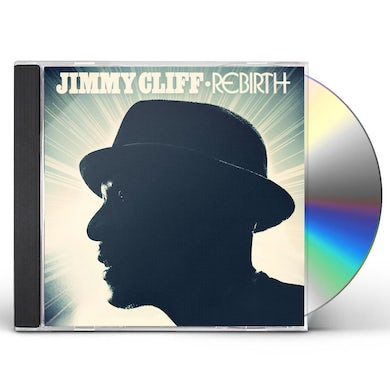 Jimmy Cliff REBIRTH CD