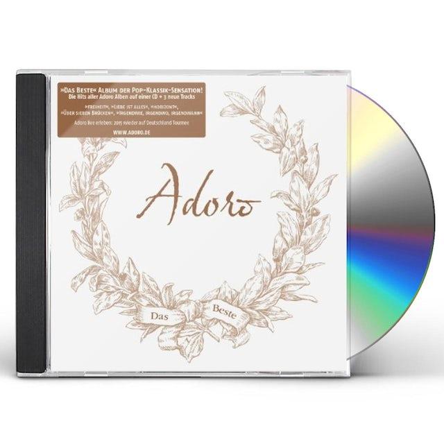 Adoro DAS BESTE CD