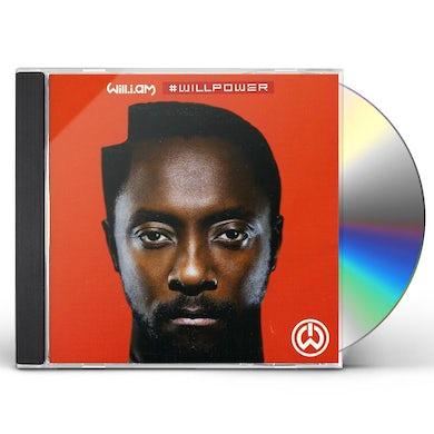 Will.I.Am WILLPOWER CD