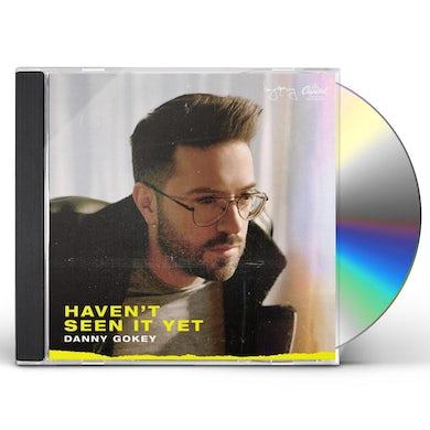 Danny Gokey Haven't Seen It Yet CD