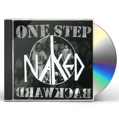 Naked ONE STEP BACKWARDS CD