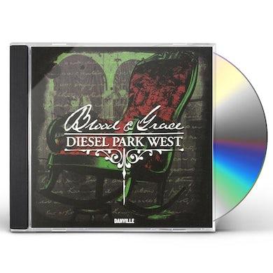 Diesel Park West BLOOD & GRACE CD