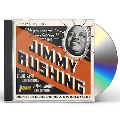 Jimmy Rushing DO YOU WANNA JUMP CHILDREN: 1937-1946 CD