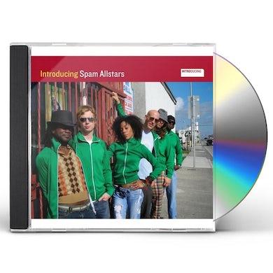 INTRODUCING SPAM ALLSTARS CD