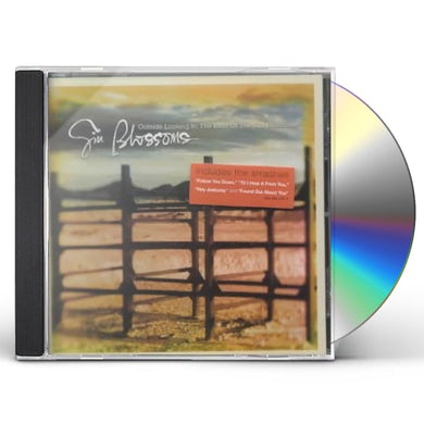 Gin Blossoms OUTSIDE LOOKING IN: BEST OF CD