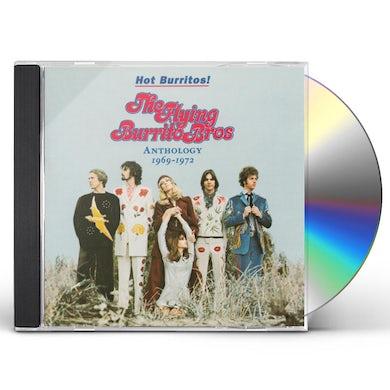 Flying Burrito Bros ANTHOLOGY 1969-72 CD