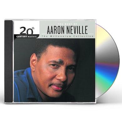 Aaron Neville 20TH CENTURY MASTERS: MILLENIUM COLLECTION CD