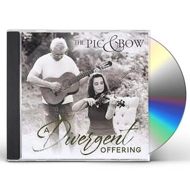 The Pic & Bow DIVERGENT OFFERING CD