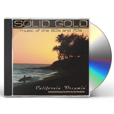 Jim Hendricks CALIFORNIA DREAMIN' CD