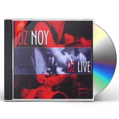 Oz Noy OZ LIVE CD