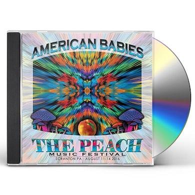 American Babies PEACH MUSIC FESTIVAL 2016 CD