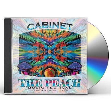 Cabinet PEACH MUSIC FESTIVAL 2016 CD