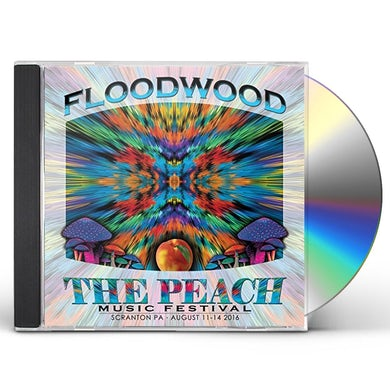Floodwood PEACH MUSIC FESTIVAL 2016 CD