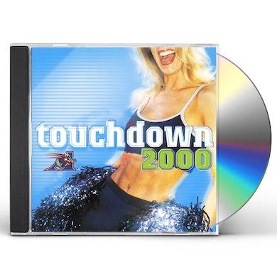 Daniel Desnoyers TOUCHDOWN CD