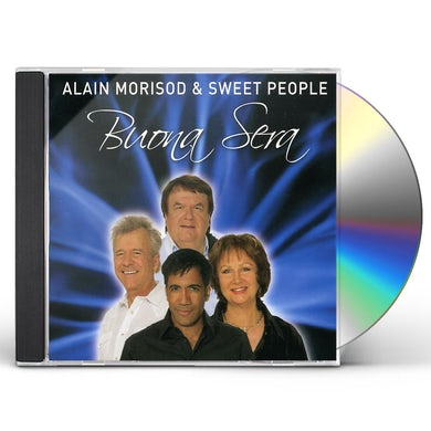 Alain Morisod BUONA SERA CD