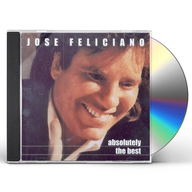 Jose Feliciano ABSOLUTELY THE BEST CD