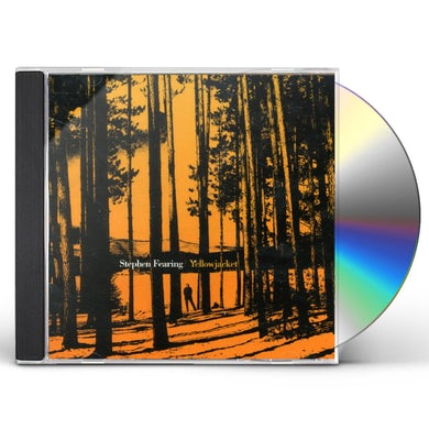 Stephen Fearing YELLOW JACKET CD