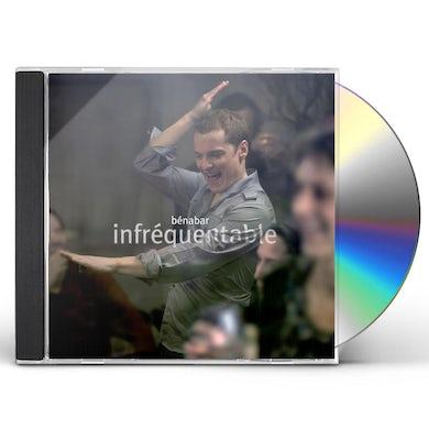 Benabar INFREQUENTABLE CD